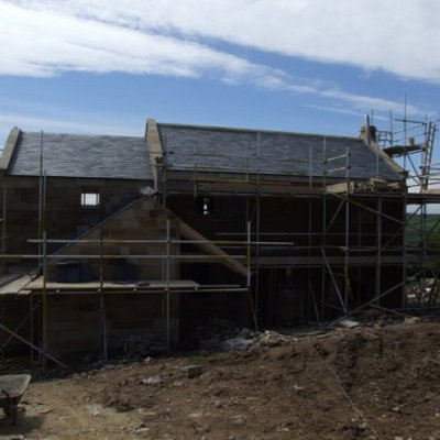 New Build Home in Robin Hood's Bay
