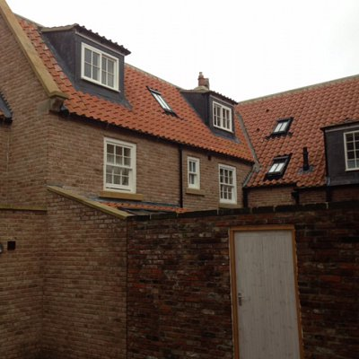 Extension to Georgian House in Whitby