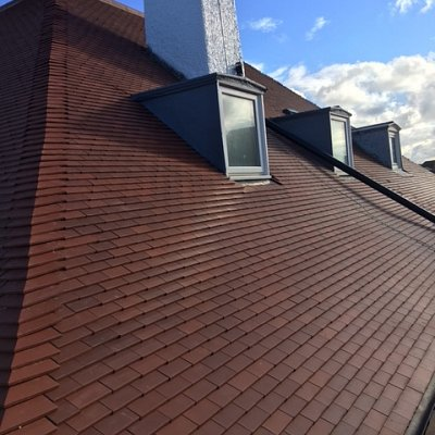 Re-Roofing Project in Whitby